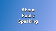 """An article you might find interesting as I did. I found while reading the Harvard Business Review, """"Breathing is key to public speaking."""" Floyd Strayer MANAGING YOURSELF Breathing Is the […]"""